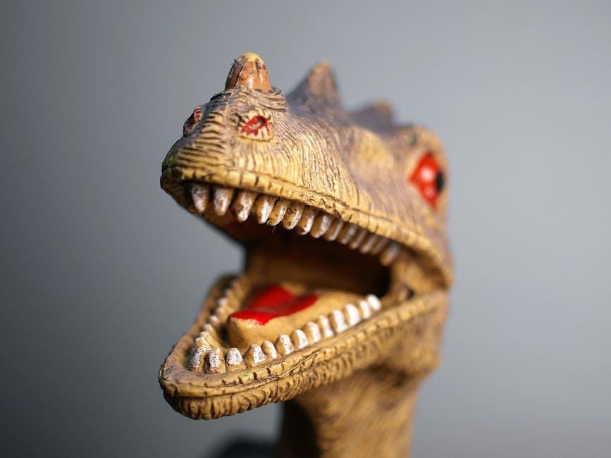 I dinosaurus si chce hrát aneb jak na nesmyslné požadavky dětí