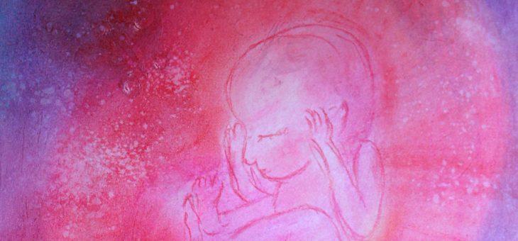 Ultrazvuk ve dvacátém týdnu těhotenství a spousta slz