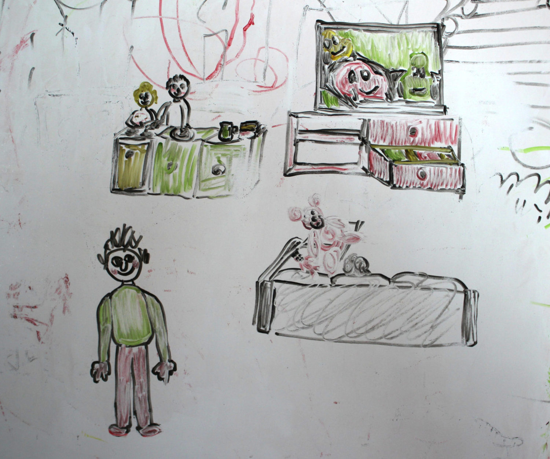 Kreslím, kreslíš, kreslíme aneb pomozte dětem skrze kresbu